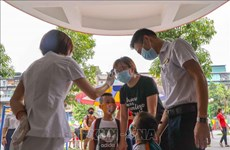 6月1日越南无新增新冠肺炎确诊病例