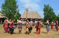 越南民族文化旅游村举办多项活动庆祝6·28越南家庭日