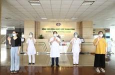 越南新增5例康复患者    30名患者仍留医