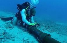 AAG海底电缆检测到新故障