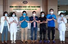 新冠肺炎疫情:6月2日下午越南91%患者被治愈