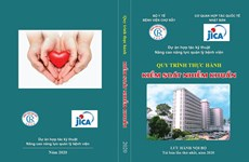 JICA继续向越南各家医院提供有效援助