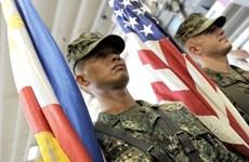 菲律宾决定暂停终止与美国的《访问部队协议》