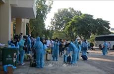 越南6月3日上午无新增确诊病例   第91例病情显著改善