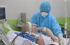 新冠肺炎疫情:英国籍飞行员患者完全清醒