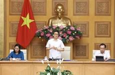 """武德儋副总理: """"安全的越南""""的旅游推广应与疫情防控工作相结合"""