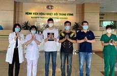 越南新冠肺炎患者治愈率达近94%