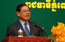 柬埔寨国会通过《反洗钱和恐怖融资法》修正案