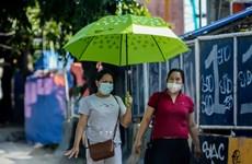 东南亚各国新冠肺炎疫情新情况