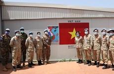 """越南野战医院在南苏丹执行的""""特别任务"""""""