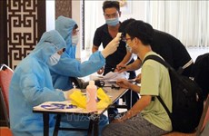7日上午越南无新增新冠肺炎确诊病例 检测呈阳性反应患者只剩下9名