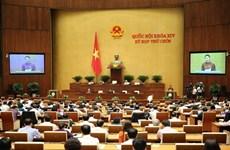 越南第十四届国会第九次会议:对有关批准EVFTA的决议进行表决