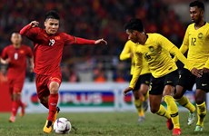 2022年世界杯亚洲区预选赛:越南队将于10月13日对阵马来西亚队