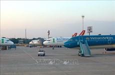 越南各家航空公司航班准点率猛增