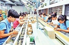 宁平和同塔两省加强对工业区的投资效果