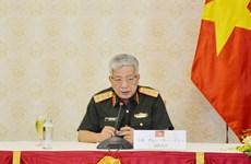 越南与日本以视频形式举行副防长级会谈