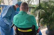 6月11日下午越南新冠病毒检测呈阳性的患者仅剩下6名