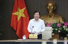 政府副总理郑廷勇:新农村建设中要防止形式主义