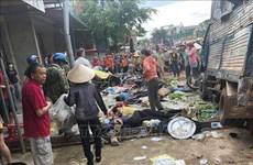 得农省重大交通事故: 政府副总理张和平要求集中精力救治伤者抓紧调查事故原因