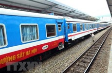 河内-老街旅游火车线将于2020年6月19日重新运行