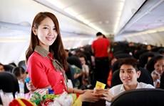 泰国越捷航空在全泰国新开通五条国内航线
