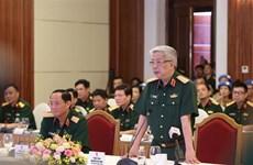加强越南维和力量的防疫能力