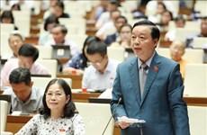 越南第十四届国会第九次会议:加强湄公河流域水务国际合作