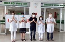 越南继续无新增新冠肺炎确诊病例
