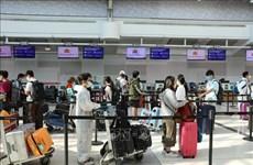 越南安排航班接343名在加拿大的越南公民回国