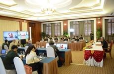 促进越南与加拿大和澳大利亚之间的防务合作