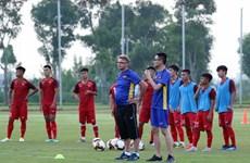 越南男足U19队召集球员  为2020年东南亚U19足球锦标赛做准备