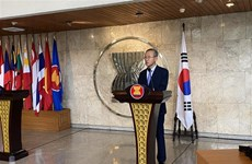2020东盟轮值主席年:韩国协助东盟提升新冠肺炎疫情早期发现能力