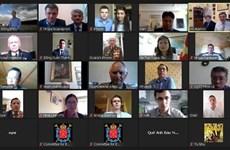 纪念南方解放45周年和越俄建交70周年视频研讨会在俄罗斯举行