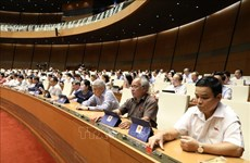 越南第十四届国会第九次会议公报(第十九号)