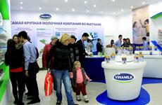 越南首家乳制品公司打入亚欧经济联盟市场