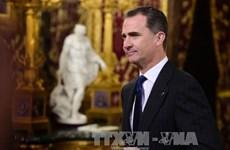 西班牙国王费利佩六世高度评价越南经济社会发展成就