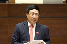 越南政府总理决定成立促进投资合作工作组
