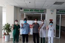 新冠肺炎疫情:乌克兰和俄罗斯制药公司向越南中央热带医院捐赠药物