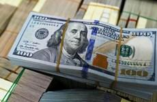 6月19日越盾对美元汇率中间价上调5越盾