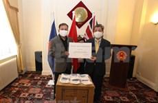 越南在疫情后的投资机遇视频研讨会在英国举行