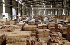 2020年前6个月越南木材和林产品出口额同比增长3.9%