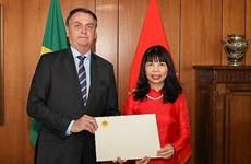 巴西总统:越南的管理方式值得巴西学习借鉴