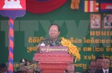 柬埔寨隆重举行推翻波尔·布特种族灭绝政权43周年纪念活动