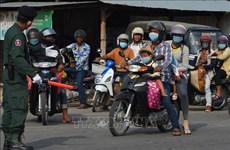 柬埔寨准许重新开放越柬口岸