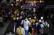 泰国22日新增3例境外输入病例 连续28天未发现本土感染病例