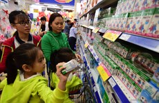 越南再有2家公司获授向中国出口乳制品的交易代码