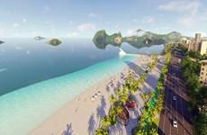 广宁省鸿基海滩将于7月投入使用