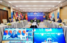 东盟推动致力于和平与可持续发展的伙伴关系
