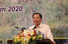 阮春强部长:须确定各单位在森林保护与发展工作中的责任
