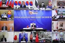 东盟与中韩日就应对金融危机的方案达成共识